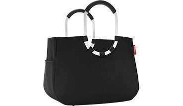 REISENTHEL® loopshopper L, black, 1 VE = 1 Stück