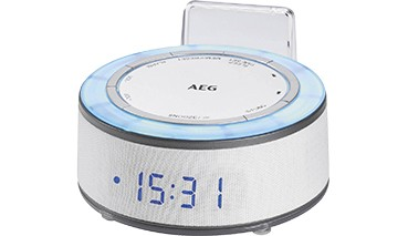 AEG UKW Radiowecker, 1 VE = 1 Stück