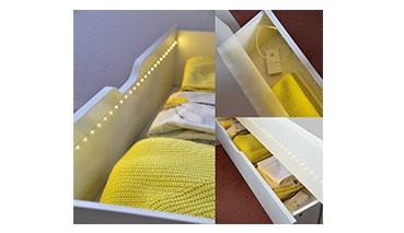 LED Lichtband, 1 VE = 12 Stück