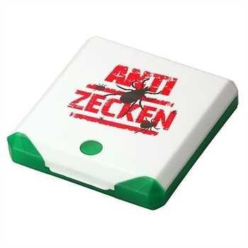 Travelbox Zecke, 1 VE = 10 Stück