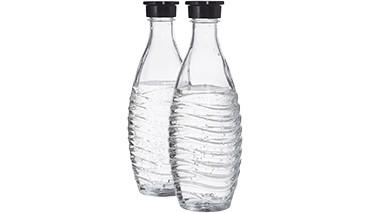 sodastream® Glaskaraffen, 1 VE = 1 Set