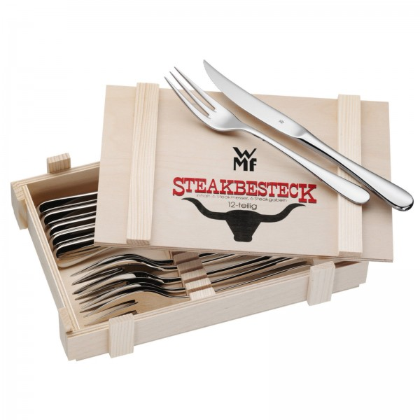 WMF® 12tlg. Steakbesteck, 1 VE = 1 Stück