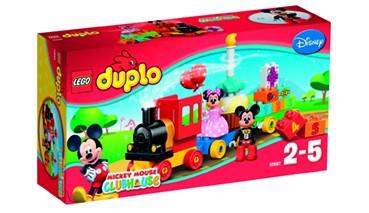LEGO® duplo Geburtstagsparty Micky Maus, 1 VE = 1 Set