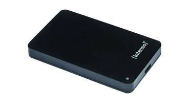 Intenso MemoryCase Externe Festplatte 6.35 cm (2.5 Zoll) 1TB, 1 VE = 1 Stück