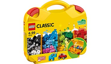 LEGO® CLASSIC Bausteine Starterkoffer, 1 VE = 1 Stück