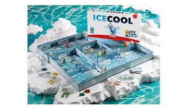 AMIGO ICECOOL - Kinderspiel des Jahres 2017, 1 VE = 1 Stück