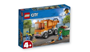 LEGO® CITY 60220 Müllabfuhr, 1 VE = 3 Sets